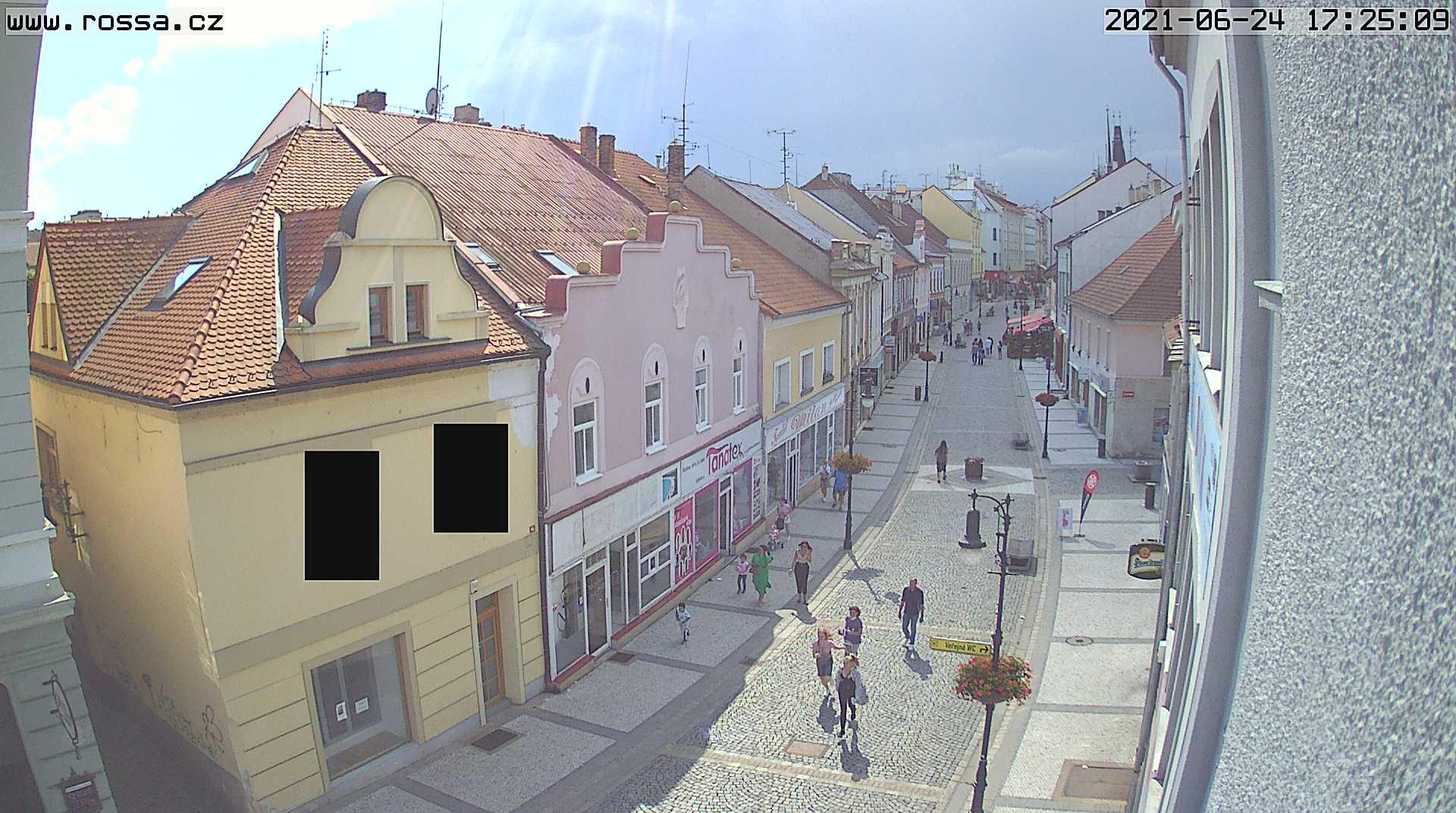 obrázek webkamery